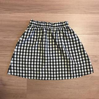 ドアーズ(DOORS / URBAN RESEARCH)の専用 ギンガムチェックスカート(スカート)