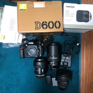 ニコン(Nikon)のぼくちん208さん専用 ニコン D600(デジタル一眼)
