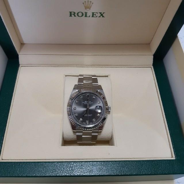 ロジェデュブイ時計激安コピー - ROLEX - 【最終価格】ロレックス デイトジャスト41の通販 by YAHOhop|ロレックスならラクマ