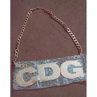 コムデギャルソン(COMME des GARCONS)のCDG ノベルティネックレス(ネックレス)