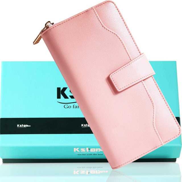 Kstarplus 財布 レディース 長財布 人気 ブランド 大容量の通販 by スマキン2's shop|ラクマ