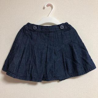 サンカンシオン(3can4on)の3can4on キュロットスカート(kids)(パンツ/スパッツ)