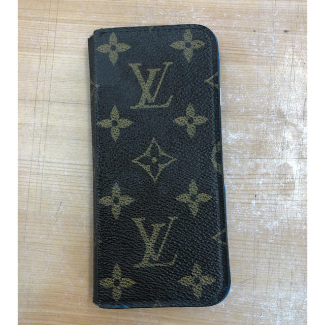 LOUIS VUITTON - ヴィトン iPhone6 ケースの通販 by t.shop|ルイヴィトンならラクマ