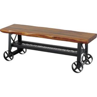 ベンチにもローテーブルにも使える(ローテーブル)
