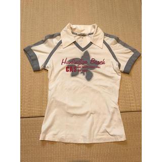 ガス(GAS)の未使用 GAS basic 襟付き半袖 Tシャツ トップス レディース(Tシャツ(半袖/袖なし))