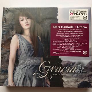浜田麻里 Gracia 初回限定盤 (2CD+DVD) (ポップス/ロック(邦楽))