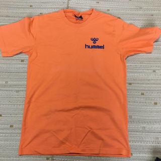 ヒュンメル(hummel)のヒュンメル コットンTシャツ(Tシャツ/カットソー(半袖/袖なし))