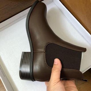 サマンサモスモス(SM2)のSサイズ ショートブーツ(ブーツ)