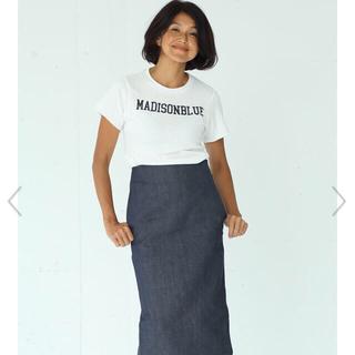 マディソンブルー(MADISONBLUE)のマディソンブルー 2019 裏起毛Tシャツ 新品 00(Tシャツ(半袖/袖なし))