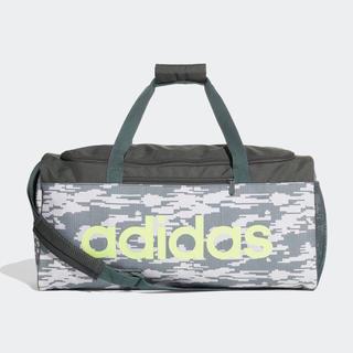 adidas - 新品 アディダス リニアロゴ チーム バッグ M ボストンバッグ