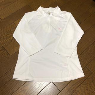アディダス(adidas)のアディダス 七部丈シャツ(ウェア)