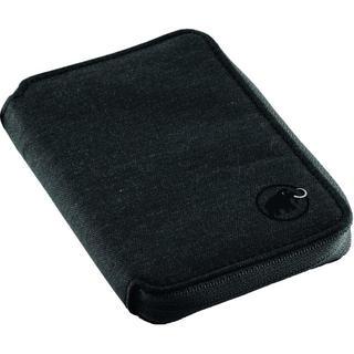 マムート(Mammut)のMAMMUT マムート 財布 Zip Wallet melange ブラック(折り財布)