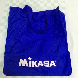 ミカサ(MIKASA)のミカサ ナイロンバッグ 青色(その他)
