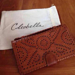 クレオベラ(Cleobella)のCleobella レザークラッチバッグ(クラッチバッグ)