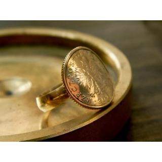 #R2 Poland Coin ring (リング(指輪))