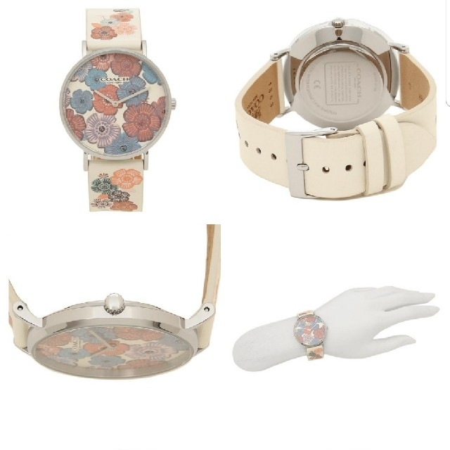 COACH - レディース腕時計人気No.1商品 COACHの通販 by ひろ's shop|コーチならラクマ