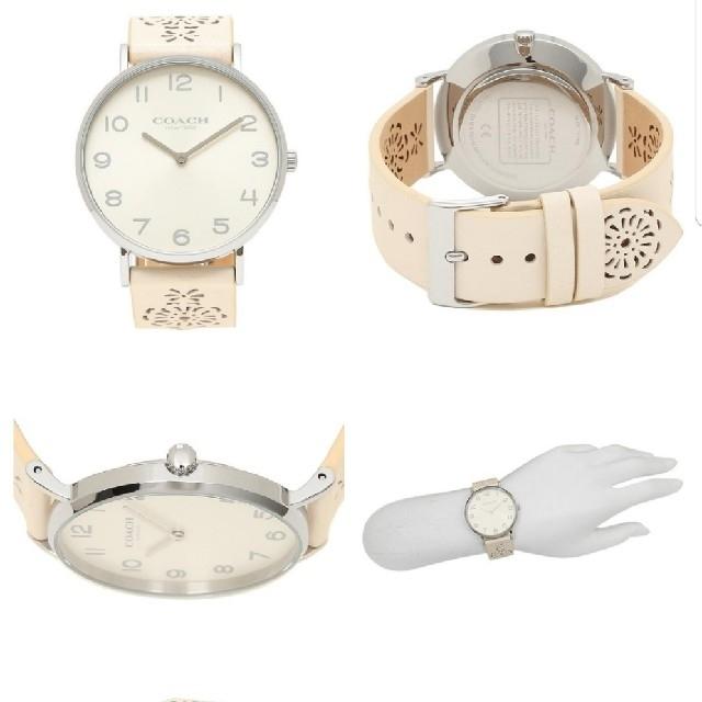 オメガ 時計 低価格 | COACH - レディース腕時計人気No.1商品 COACHの通販 by ひろ's shop|コーチならラクマ