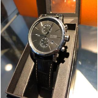 ヒューゴボス(HUGO BOSS)のHUGO BOSS クロノグラフウォッチ(腕時計(アナログ))