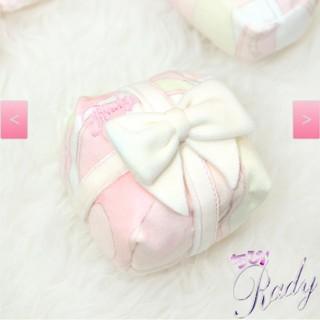 レディー(Rady)のジャンボマーブルプレゼントBOX(がらがら/ラトル)