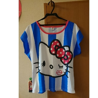 ハローキティ(ハローキティ)のHELLO KITTY Tシャツ ユニバーサル・スタジオ(Tシャツ(半袖/袖なし))