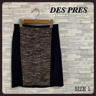 デプレ(DES PRES)の☆★ DES PRES ★☆タイトスカート(ひざ丈スカート)