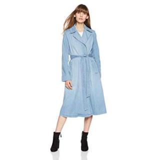 ダブルスタンダードクロージング(DOUBLE STANDARD CLOTHING)の新品タグ付 デニム コート(トレンチコート)