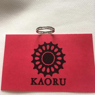 カオル(KAORU)のKAORU SV はしごリング(リング(指輪))