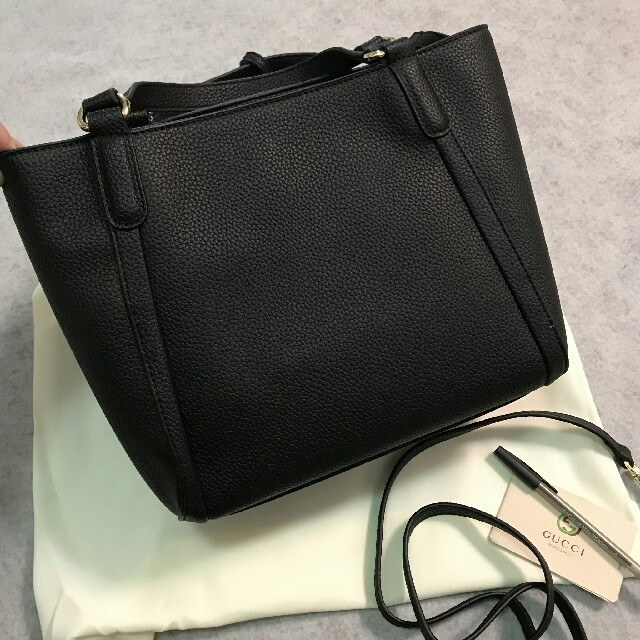 quality design afb0c c1872 人気品GUCCIトート/ショルダーバッグ