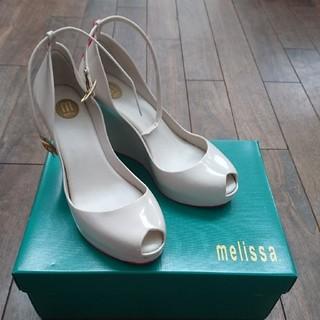 メリッサ(melissa)のMELISSA  オープントゥストラップサンダル(サンダル)
