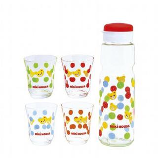 ミキハウス(mikihouse)のミキハウスドリンクセット(グラス/カップ)