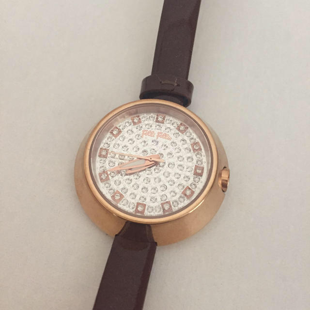 Folli Follie - フォリフォリ  腕時計の通販 by もちもち|フォリフォリならラクマ