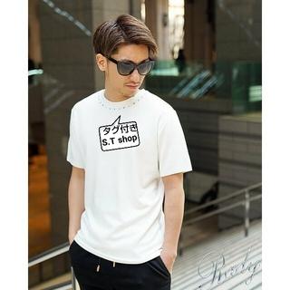 レディー(Rady)のRady ビジュー ストーン メンズTシャツ(Tシャツ/カットソー(半袖/袖なし))