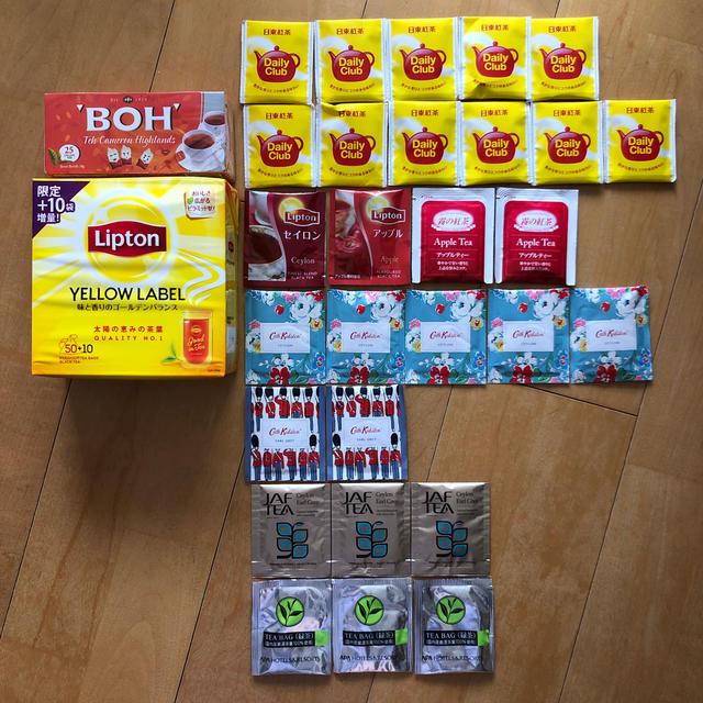 紅茶 まとめ売り  食品/飲料/酒の飲料(茶)の商品写真