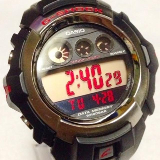 ディオール バッグ ホワイト | G-SHOCK - 【赤液晶!】G-3000-1JF G-SHOCK Gショックの通販 by スライリー's shop|ジーショックならラクマ