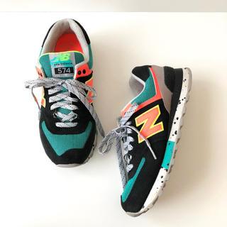 ニューバランス(New Balance)のNew Balance 574 ★  スニーカー 24.0(スニーカー)