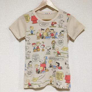 スヌーピー(SNOOPY)のスヌーピーTシャツ♪(Tシャツ(半袖/袖なし))