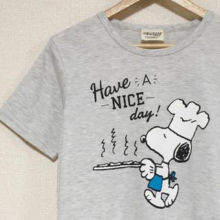 スヌーピー(SNOOPY)のスヌーピー コック Tシャツ♪(Tシャツ(半袖/袖なし))