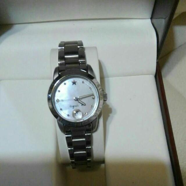 agnes b. - アニエスb腕時計の通販 by ままばば's shop|アニエスベーならラクマ