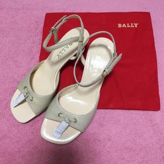 バリー(Bally)の【新品】BALLY ♡ アンクルストラップ サンダル(サンダル)