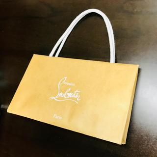 クリスチャンルブタン(Christian Louboutin)のクリスチャン ルブタン 紙袋 小サイズ(ショップ袋)