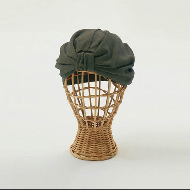 TODAYFUL(トゥデイフル)のギャザーターバンキャップ レディースの帽子(キャップ)の商品写真