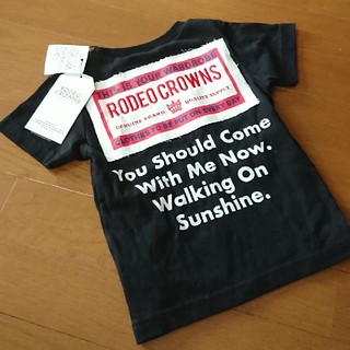 ロデオクラウンズワイドボウル(RODEO CROWNS WIDE BOWL)のロデオクラウン キッズS(Tシャツ/カットソー)
