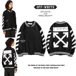 オフホワイト(OFF-WHITE)の人気 オフホワイト/Off-White パーカー 男女兼用(トレーナー/スウェット)