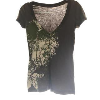 バートン(BURTON)のBurtonのブラウン半袖Tシャツ(Tシャツ(半袖/袖なし))