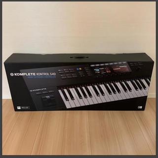 KOMPLETE KONTROL S49 MK2 Midi キーボード 鍵盤(MIDIコントローラー)