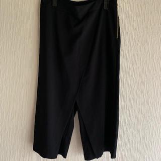 スコットクラブ(SCOT CLUB)の美品✳RADIATE* キュロット スカート風 パンツ サイドファスナー (キュロット)