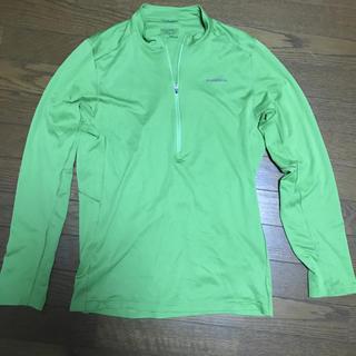 パタゴニア(patagonia)のpatagonia 長袖 速乾Tシャツ(ウェア)