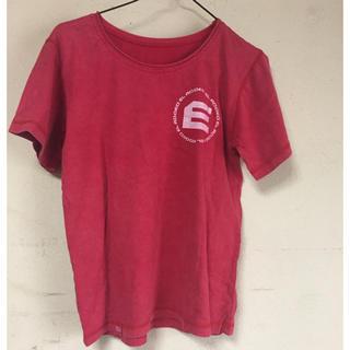 エルロデオ(EL RODEO)のEL RODEO Tシャツ 赤(Tシャツ(半袖/袖なし))