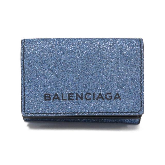 Balenciaga - 【新品 未使用】バレンシアガ グリッターミニウォレットの通販 by ノート's shop|バレンシアガならラクマ