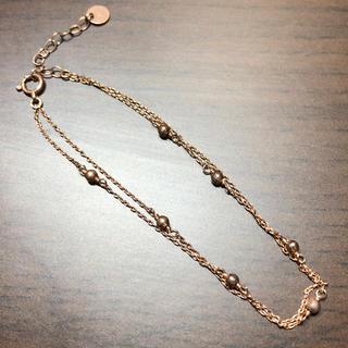 ヴァンドームアオヤマ(Vendome Aoyama)のヴァンドーム青山 k10PG 2連ブレスレット(ブレスレット/バングル)